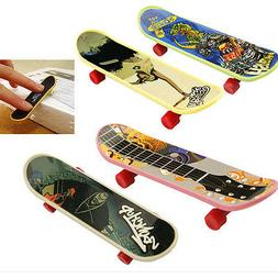 1 X Finger Board Skateboard Party Game Toy for Kids Educatio