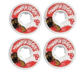 OJ 52mm Shuriken Shannon Mask 101a Skateboard Wheels