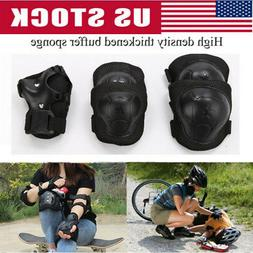 7PCS Kids Girls Boys Safety Protective Knee/Elbow/Wrist Guar