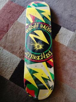 Bad Brains x Nyjah Huston Element Skateboards Heritage Limit
