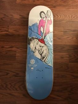 Bam Margera Plunger Element Skateboard Deck CKY 3 25th Anniv