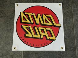 banner poster sign skate garage shop bedroom