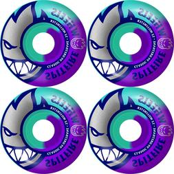 Spitfire Bighead Classic Teal / Purple 54mm 99d Skateboard W