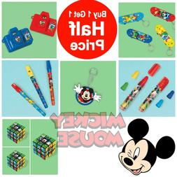 Mickey Minnie Mouse Party Favors & Toys Buy 1 Get 1 50% Off!