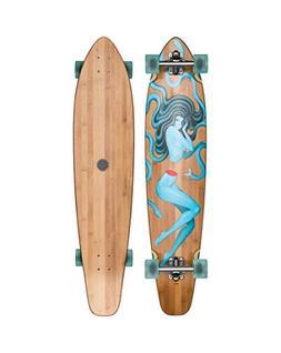 GLOBE Skateboards Byron Bay Longboard Complete Skateboard, B