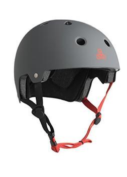 Triple Eight 3012 Dual Certified Helmet, Small/Medium, Gun R