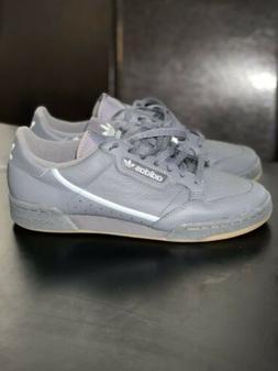adidas continental 80 grey Mens Size 10