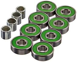 Sector 9 Cosmic Abec-7 Bearings with Spacers