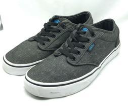 Vans Dark Gray Casual Skateboard Skate Shoes  Mens Size 7 US