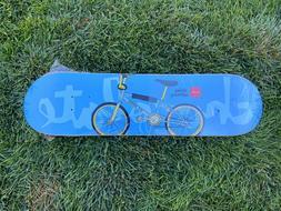 Devine Calloway Chocolate Skateboard Bicycle Series BMX DC R