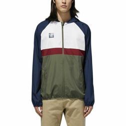 Mens Adidas Skateboarding Blackbird Packable Wind Jacket