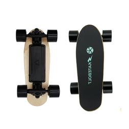 SKATEBOLT Electric Skateboard 12.4MPH Electric Longboard wit