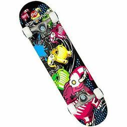 Punisher Skateboards Elephantasm Complete 31-Inch All Maple