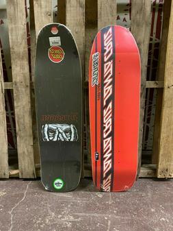 Santa Cruz Skateboards Eric Dressen Everslick Skateboard Dec