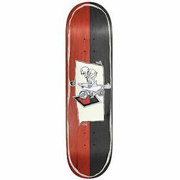 "Baker Figgy Sharkocycle Skateboard Deck 8.5"""