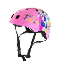 Titan Flower Princess Pink Helmet 11-Vent Multi-Sport Skateb