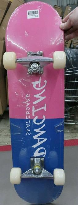 "Geelife Skateboard 7 Layers Decks 31""x8"" Complete ""DANCING"""