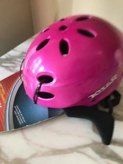 Razor Girls Pink Bicycle Helmet Multi Sport Skateboard Scoot