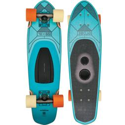 GLOBE HG Gsb Blazer Cruiser Complete Skateboard, Teal, 26