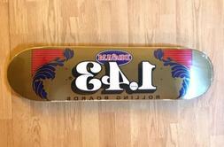 haneywood rolling board skateboard deck 8 1