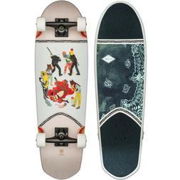 "GLOBE HG Pusher Cruiser Complete Skateboard, 29"", Coney Isla"
