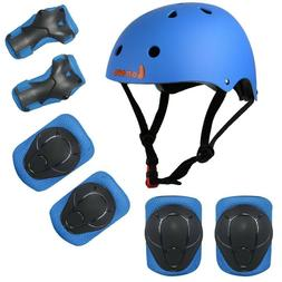 Kids Toddler Bicycle Protective Gear Set Cycling  Boy Girl A