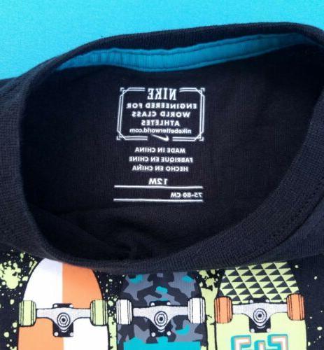 Nike 2 - Pants Sleeve months Skateboard