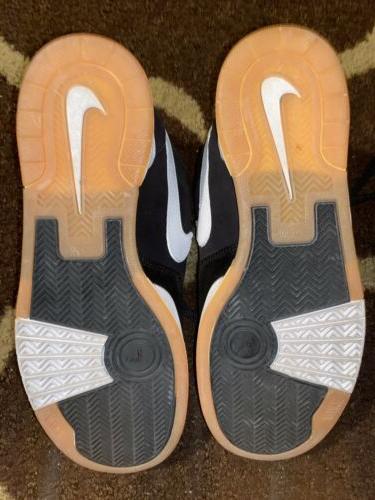 2006 Air Regime Black Low Sneakers Skateboarding NEW 8.5