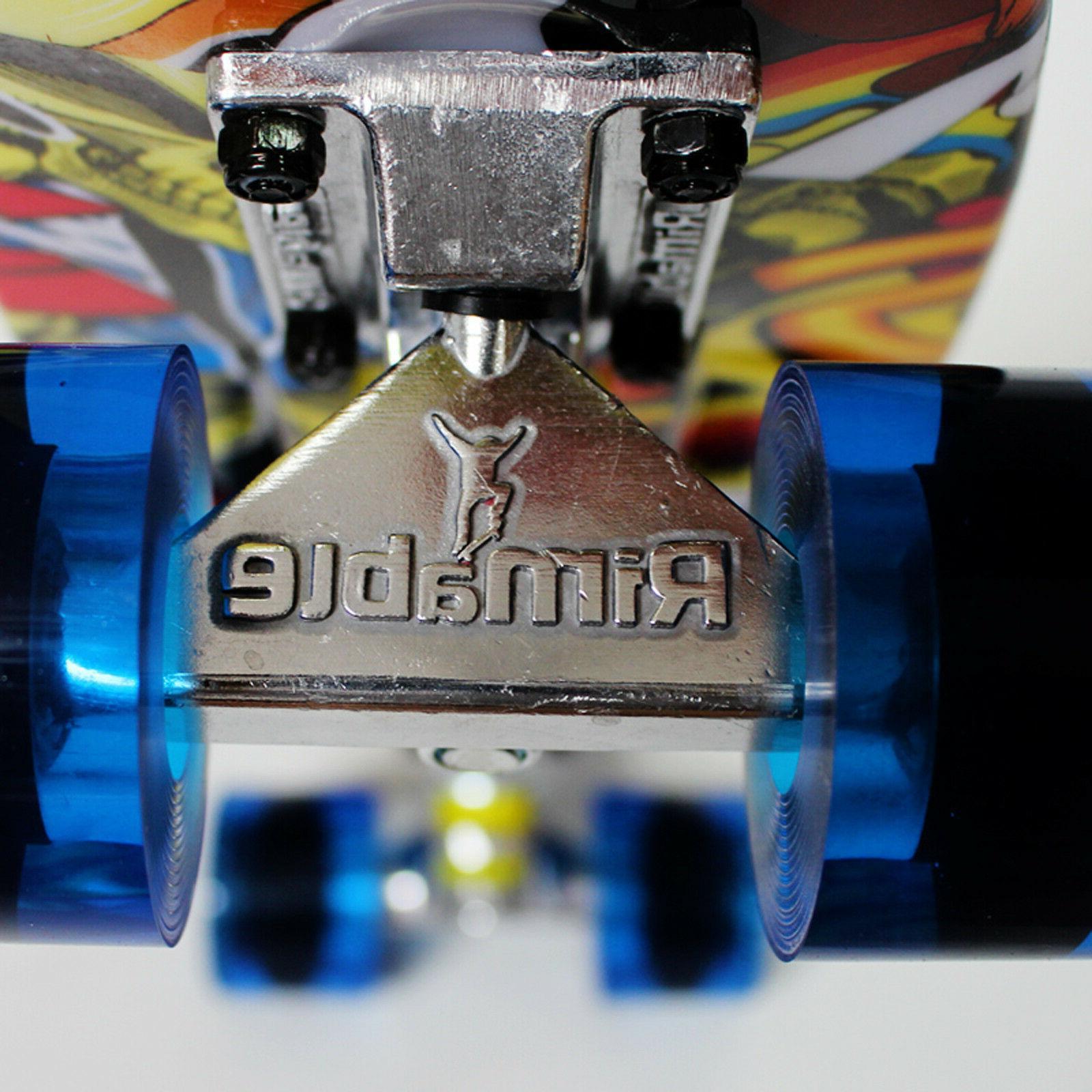 "Rimable 22"" Cruiser Skateboard Graphic"