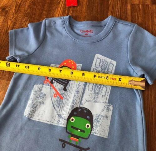 ZUTANO Baby Monsters 2 CUTE~18M-NWT
