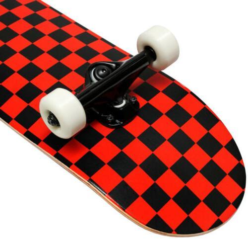 CHECKER COMPLETE RED/BLACK Checkers