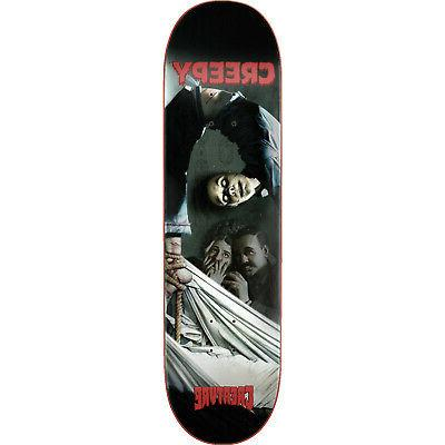 Creature Skateboards Creepy Possessed Everslick Skateboard D