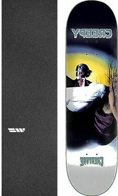 "Creature Skateboards Creepy Sacrifice Everslick 8"" Skateboar"