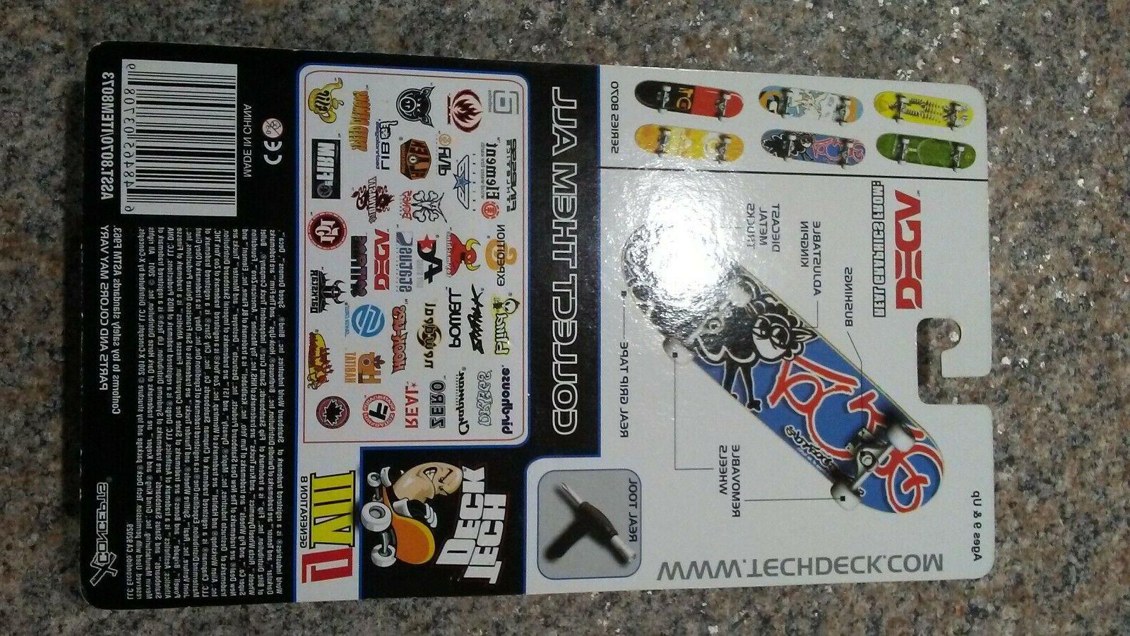 Tech Deck D1 DECA Skateboard 8070