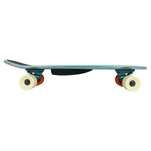 GLOBE HG Cruiser Complete Skateboard, 26