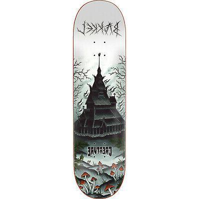 """Creature Skateboards Higher Power Skateboard Deck - 8.6"""" x 3"""
