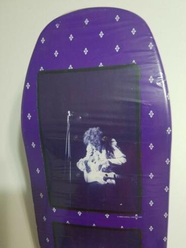 Jimi Diamond Supply Skateboard Deck Purple RARE