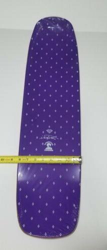 Jimi Supply Skateboard Deck Purple Haze