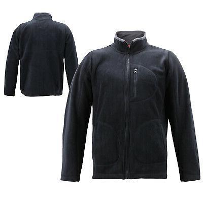 men s full zip up collared sweatshirt