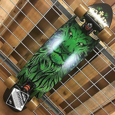 new jammer lion god cruzer black complete