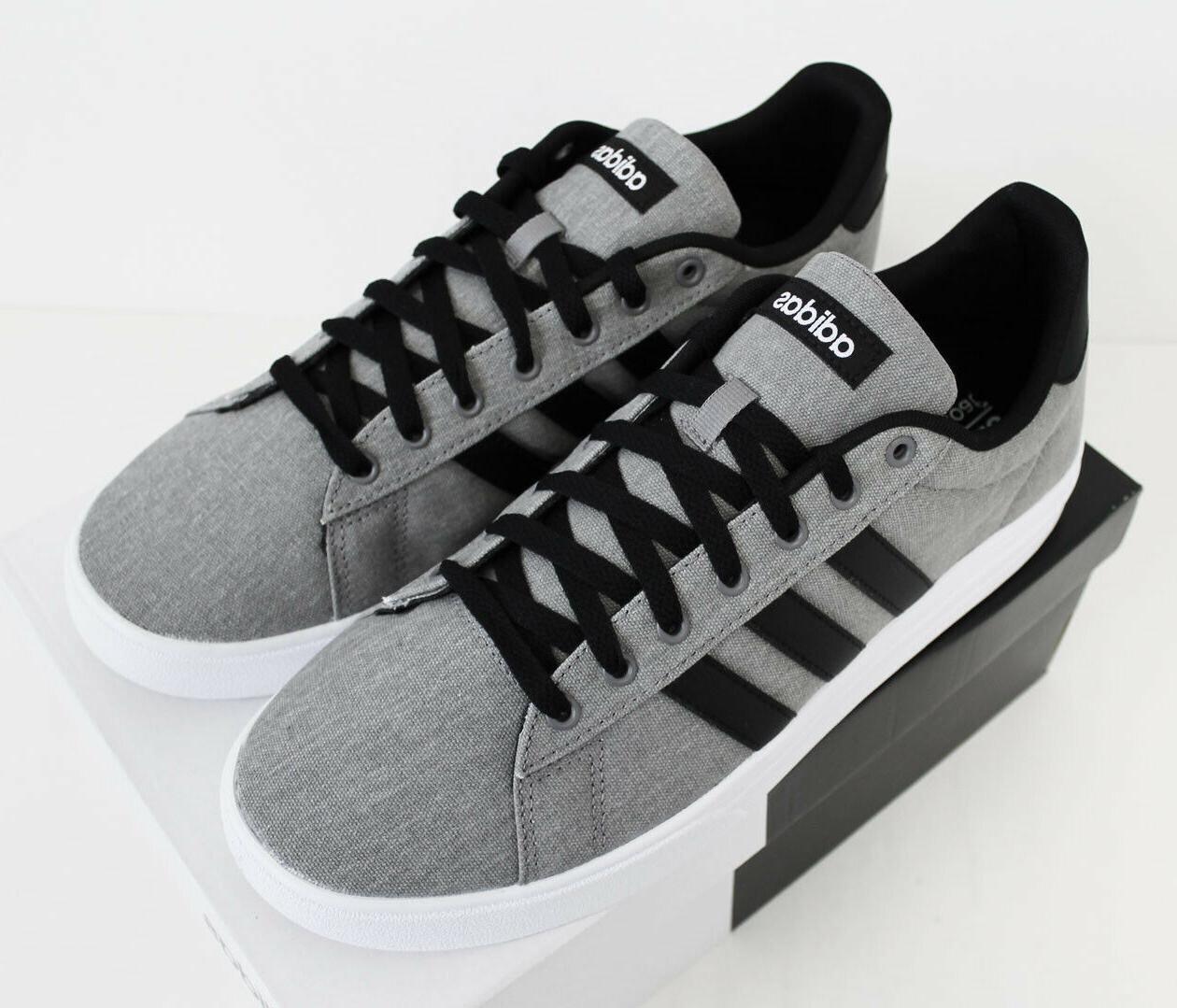 NIB ADIDAS 2.0 Men's Canvas Low Top Skateboard Sneakers Shoes