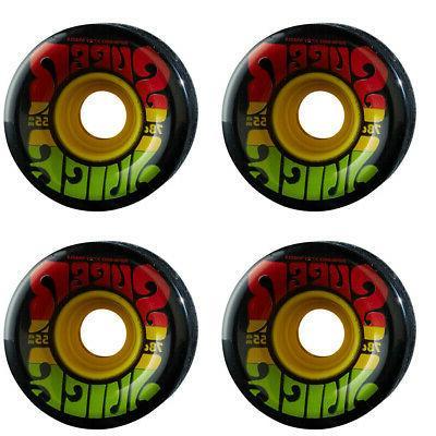 oj iii skateboard wheels 55mm mini super