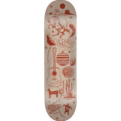 "Creature Skateboards Petroglyph Skateboard Deck - 9"" x 33"""