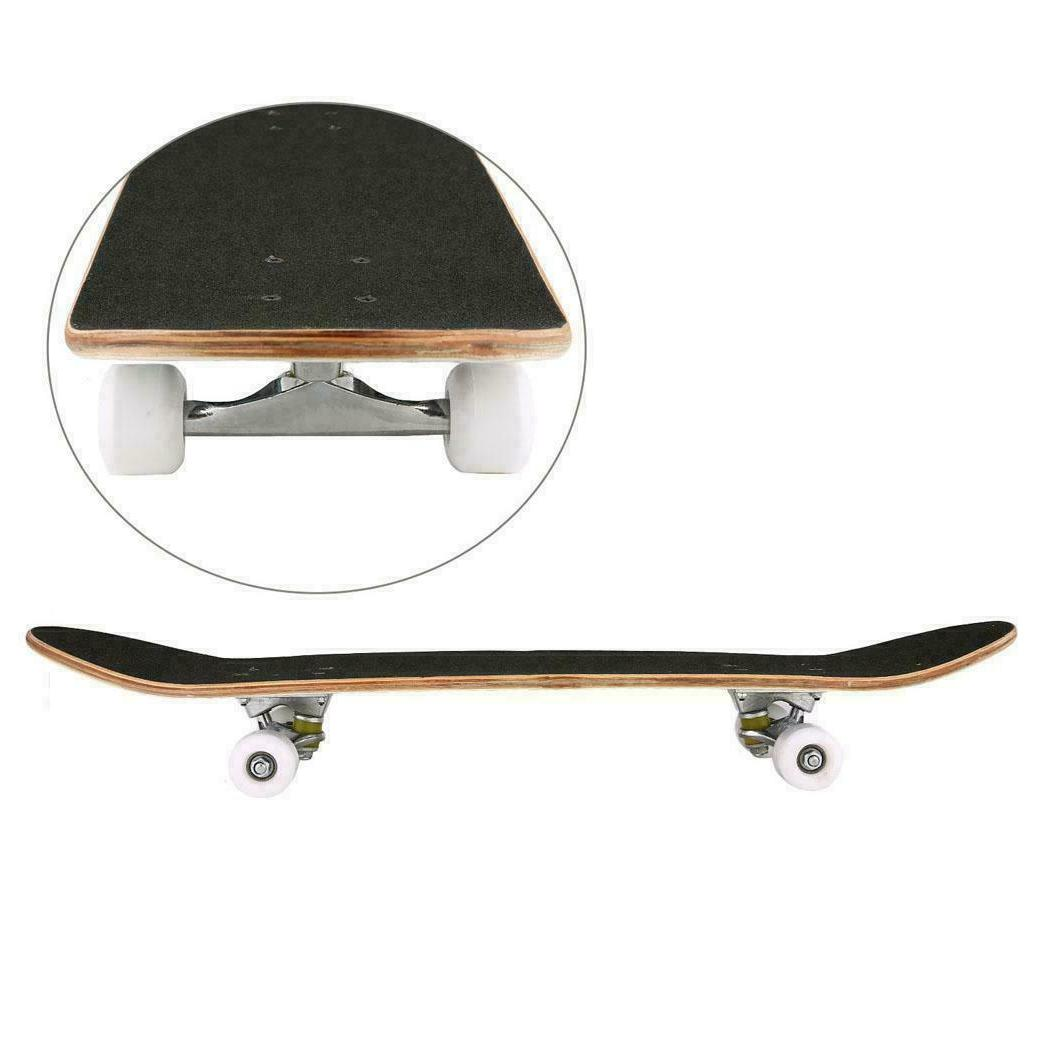 Professional Adult Skateboard Complete Solid