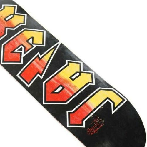 "Real Skateboard Zion Wright Signature 8.06"" FREE"