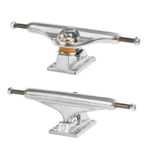 Independent Skateboard Trucks Stage 11 Standard Silver Raw 1