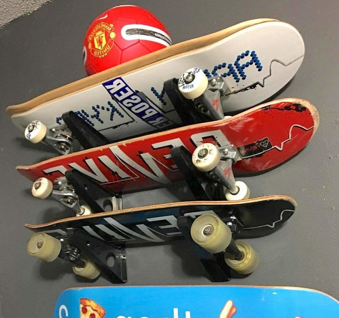 Skateboard Scooter, Exercise, Storage,
