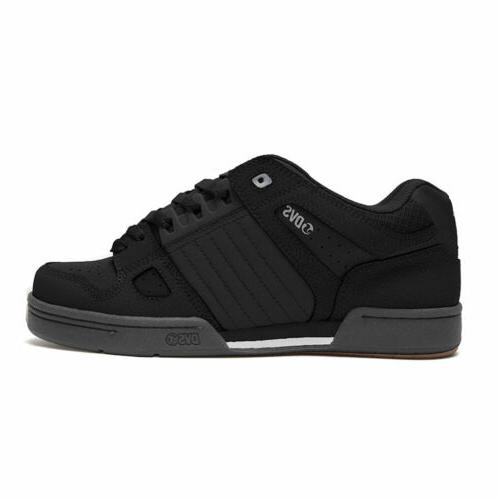 skateboard shoes celsius black charcoal white