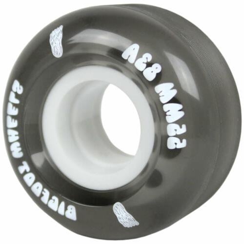 Bigfoot Wheels 55mm 83A Cruiser Wheels