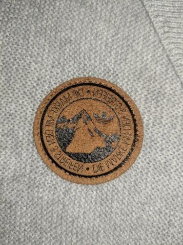Adidas Men's Pullover Cardigan Sweater G90740